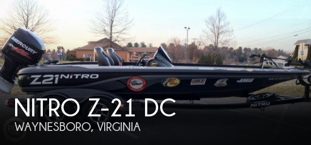 Used Boats For Sale in Roanoke, Virginia by owner | 2016 Nitro 21