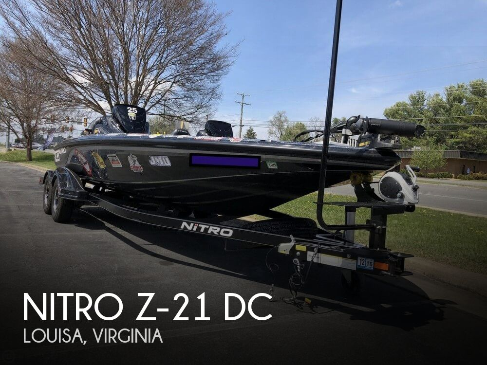 2016 NITRO Z 21 DC for sale