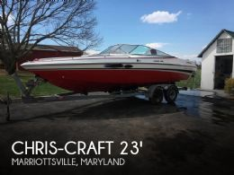 1988 Chris-Craft 225 Limited