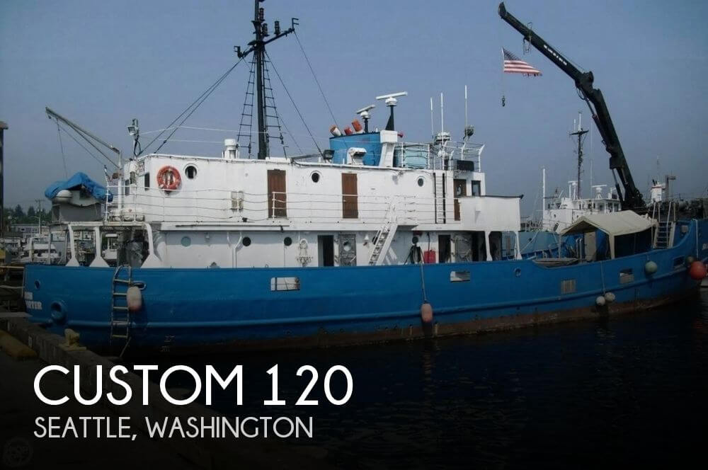 Used Boats For Sale in Bremerton, Washington by owner | 1952 Custom 120