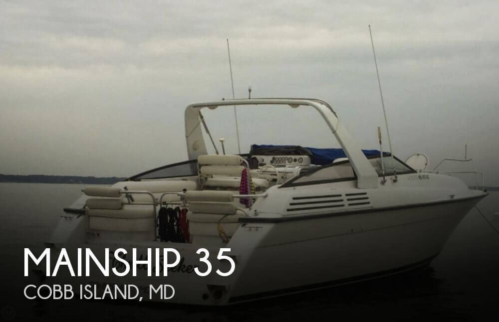 Used Mainship Boats For Sale by owner | 1990 Mainship 35