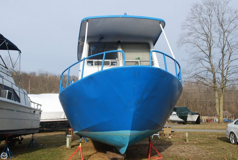 1969 Alcan boat for sale, model of the boat is 36 & Image # 20 of 40