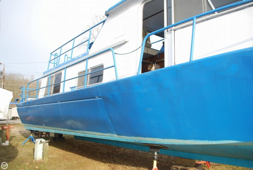 1969 Alcan boat for sale, model of the boat is 36 & Image # 24 of 40