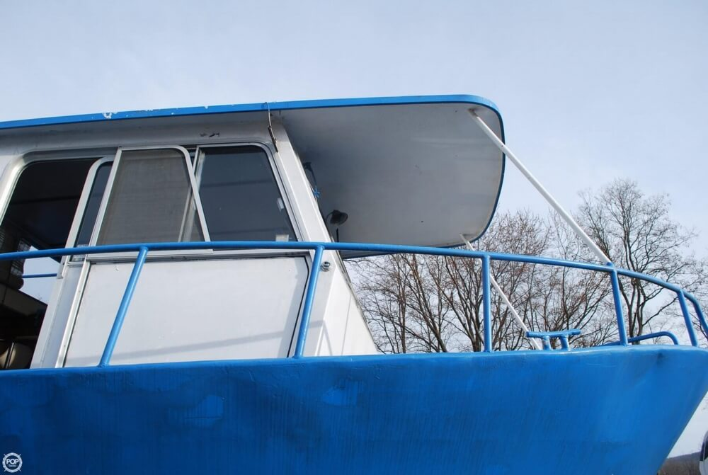 1969 Alcan boat for sale, model of the boat is 36 & Image # 25 of 40