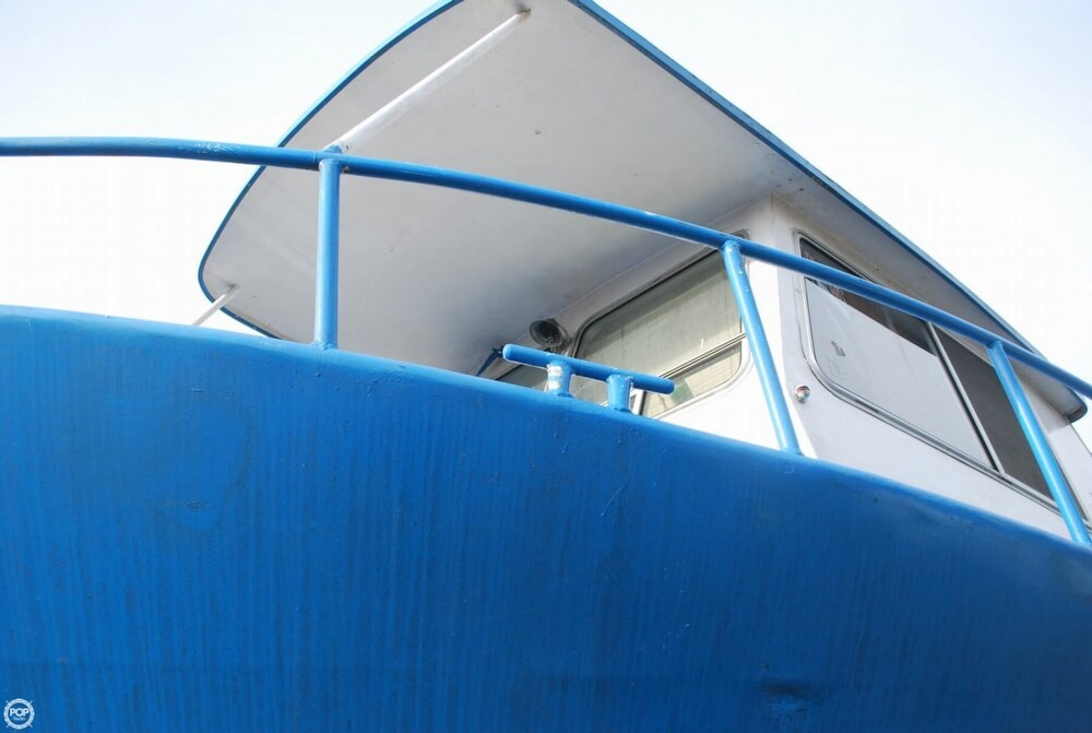1969 Alcan boat for sale, model of the boat is 36 & Image # 27 of 40