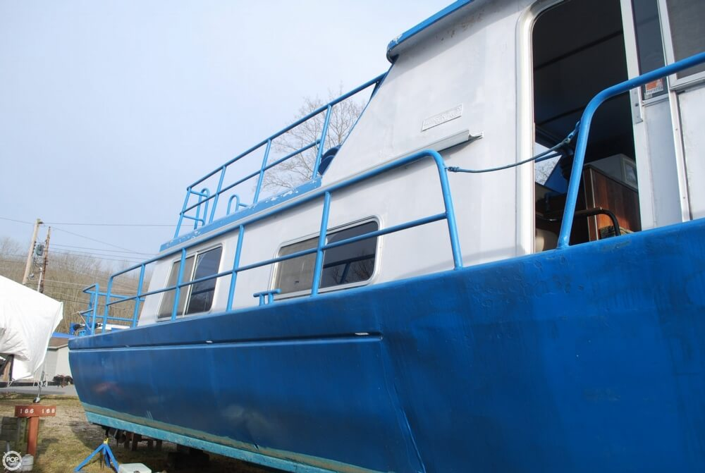 1969 Alcan boat for sale, model of the boat is 36 & Image # 28 of 40