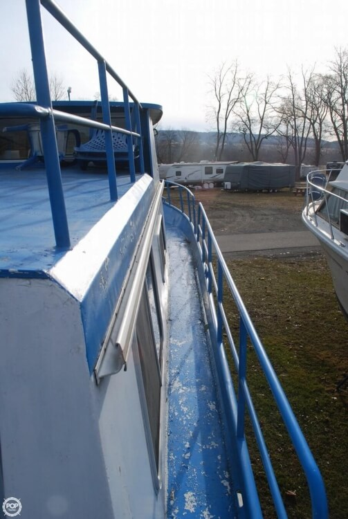 1969 Alcan boat for sale, model of the boat is 36 & Image # 39 of 40