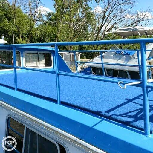 1969 Alcan boat for sale, model of the boat is 36 & Image # 2 of 40