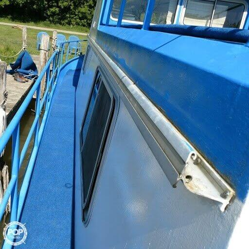 1969 Alcan boat for sale, model of the boat is 36 & Image # 3 of 40
