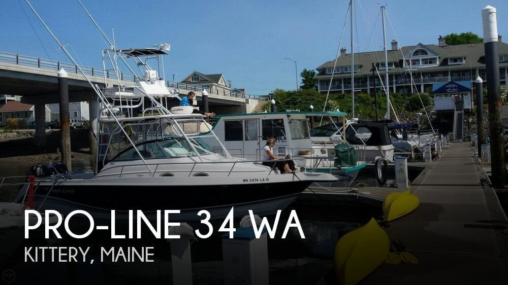 Used Pro-Line Boats For Sale by owner | 2005 Pro-Line 34