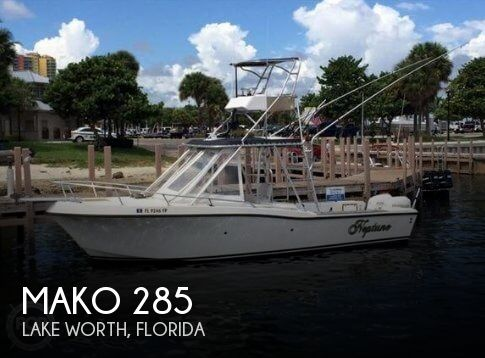 Used MAKO Boats For Sale in Florida by owner | 1988 Mako 33