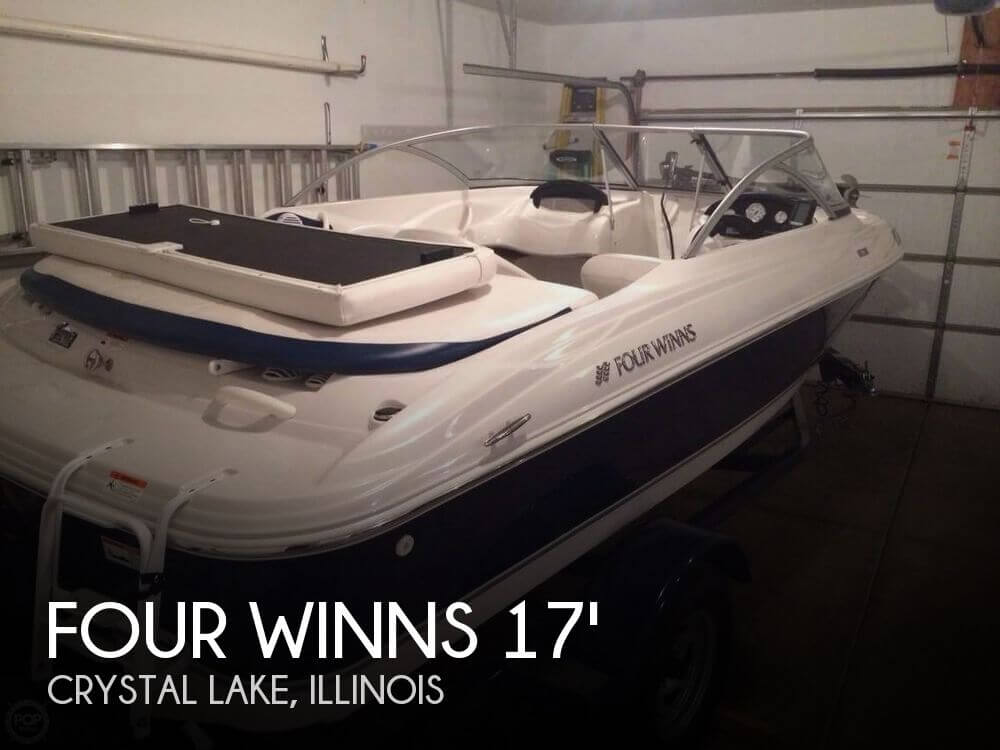 Used Four Winns 17 Boats For Sale by owner   2011 Four Winns 17