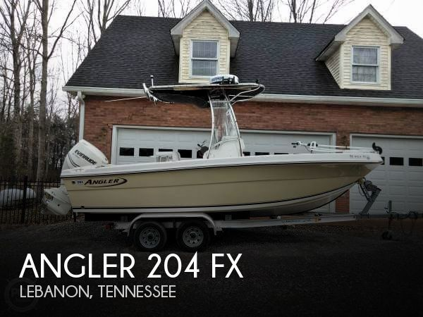 Used Angler Boats For Sale by owner | 2013 Angler 20