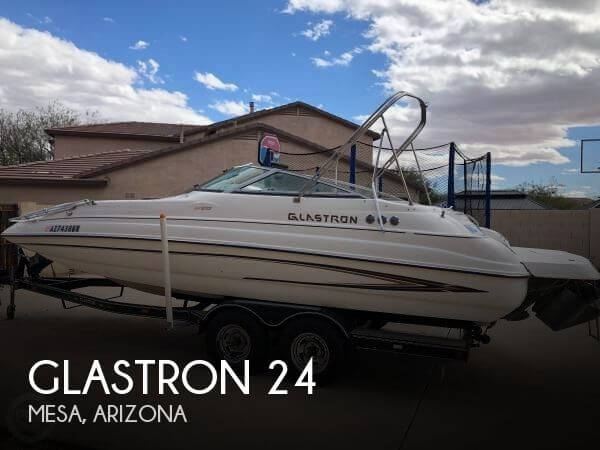 Used Deck Boats For Sale in Arizona by owner | 2004 Glastron 24