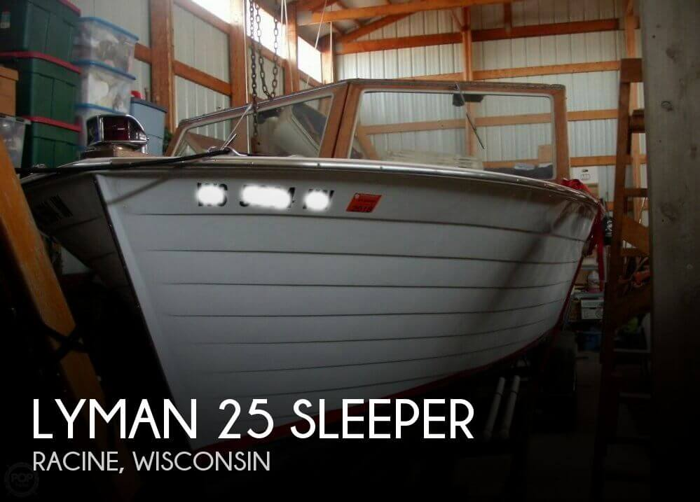 Used Lyman Boats For Sale by owner | 1965 Lyman 25