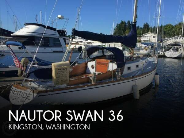 Used Sailboats For Sale in Washington by owner | 1968 Nautor Swan 36