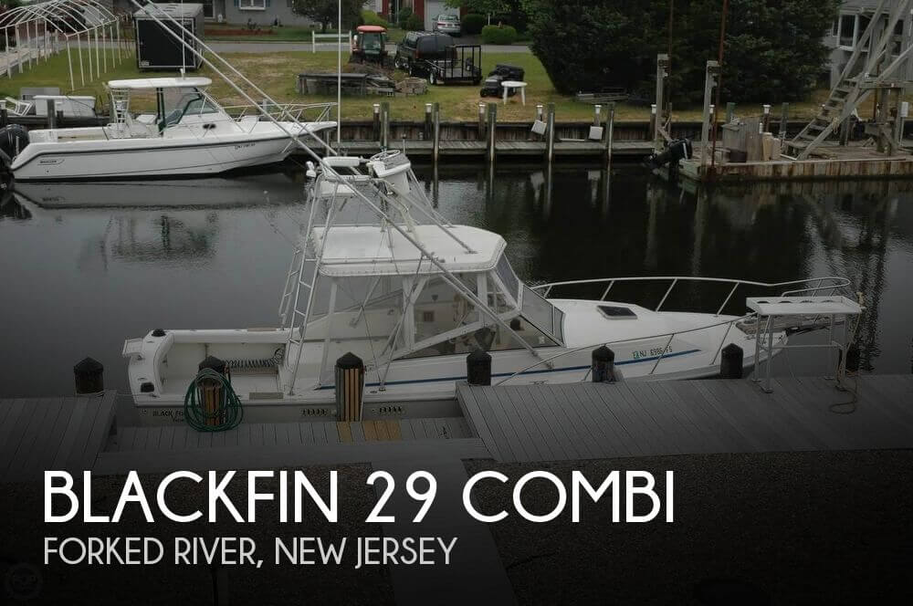 Used Blackfin Boats For Sale by owner | 1984 Blackfin 29