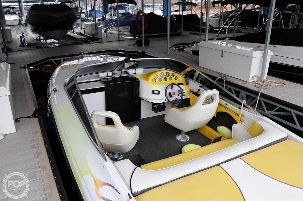 1993 Rinker boat for sale, model of the boat is 23 Captiva & Image # 26 of 40