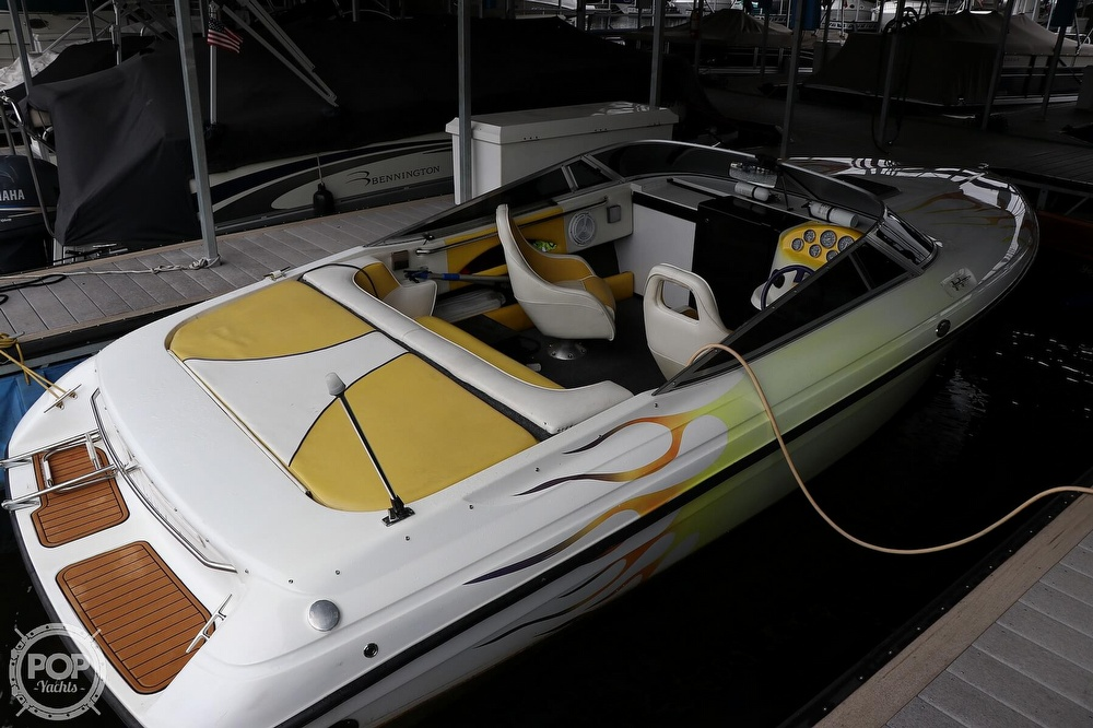 1993 Rinker boat for sale, model of the boat is 23 Captiva & Image # 28 of 40