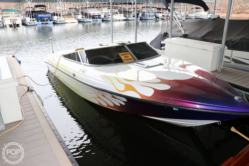 1993 Rinker boat for sale, model of the boat is 23 Captiva & Image # 7 of 40