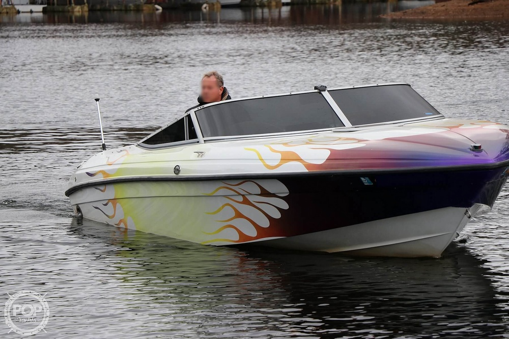1993 Rinker boat for sale, model of the boat is 23 Captiva & Image # 27 of 40