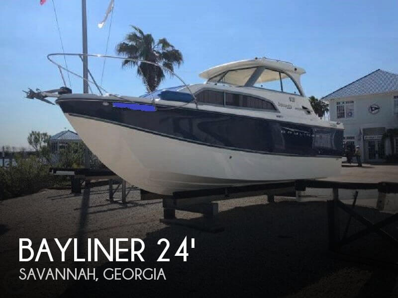 Used Bayliner Boats For Sale in Georgia by owner | 2007 Bayliner 23