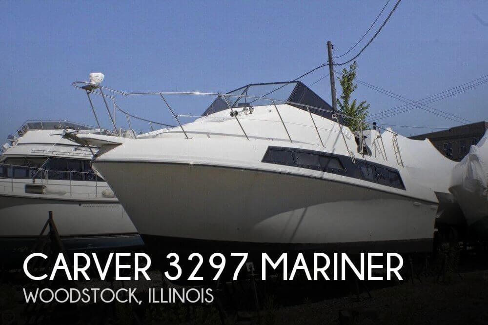 Used Carver 32 Boats For Sale by owner | 1989 Carver 32