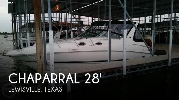Used Chaparral 28 Boats For Sale by owner | 2001 Chaparral 28