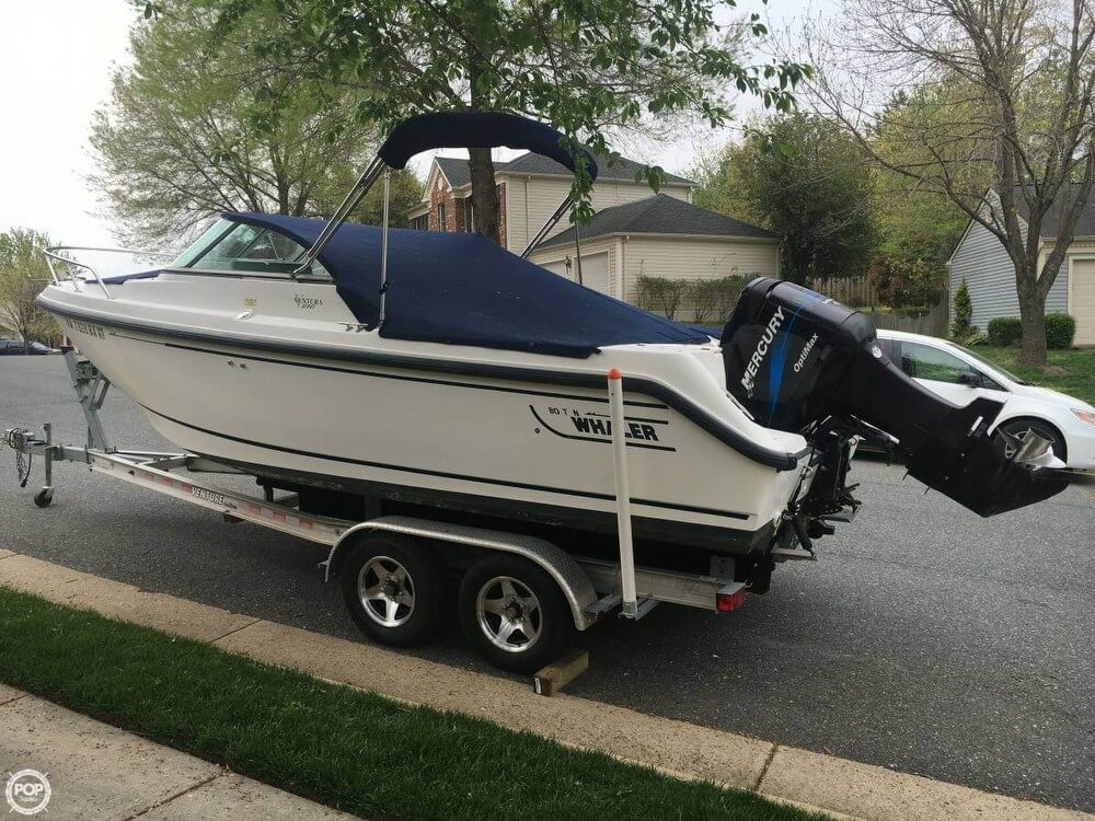 2002 BOSTON WHALER 20 for sale