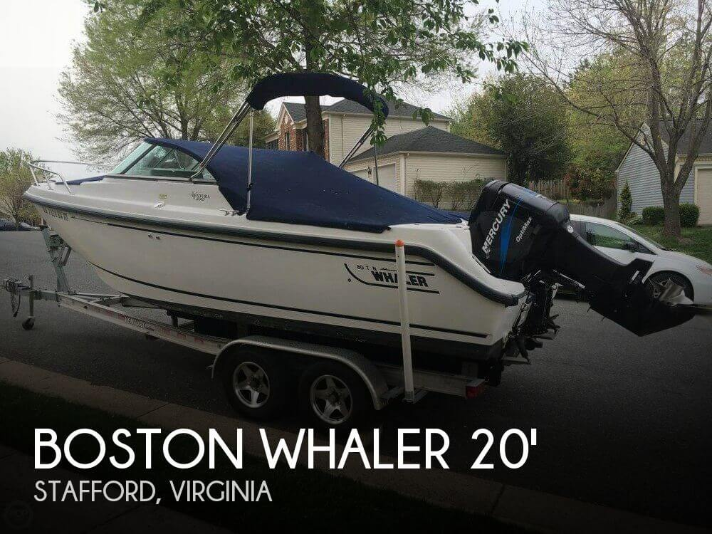Used Boston Whaler Boats For Sale in Virginia by owner | 2002 Boston Whaler 20
