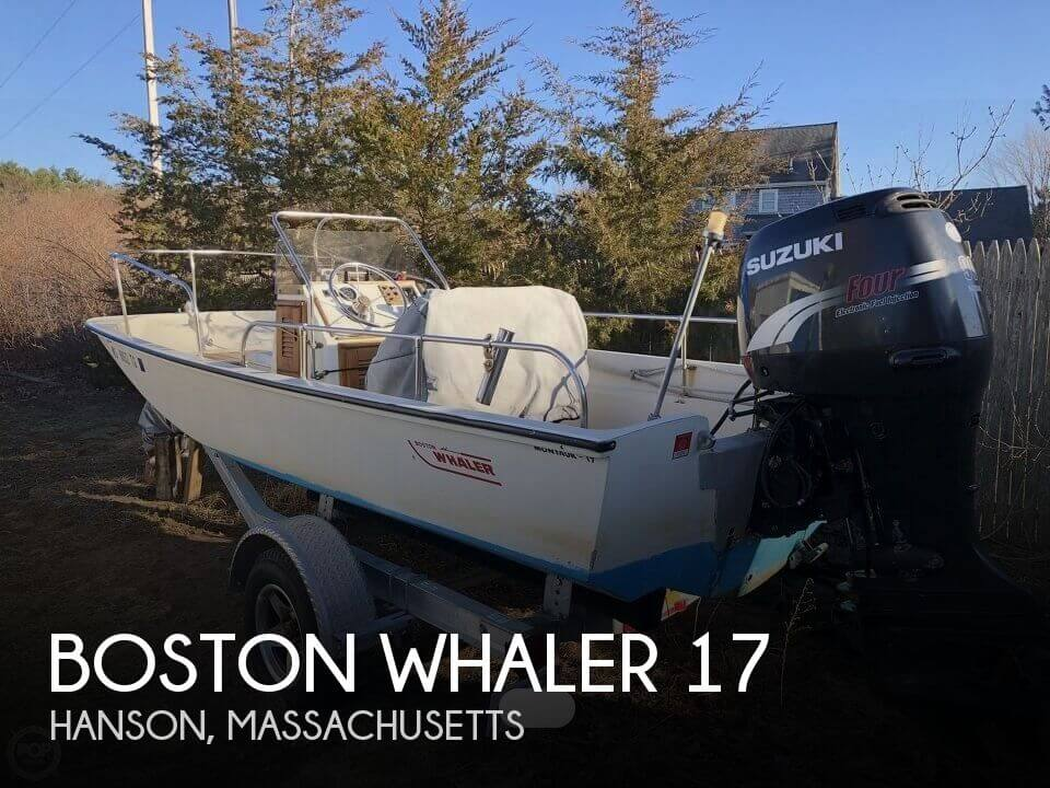 Used Boston Whaler 17 Boats For Sale by owner | 1974 Boston Whaler 17