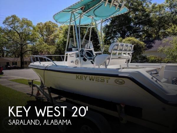Used Key West Boats For Sale by owner | 2009 Key West 20