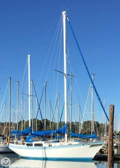 Downeaster 38, 41', for sale - $20,000