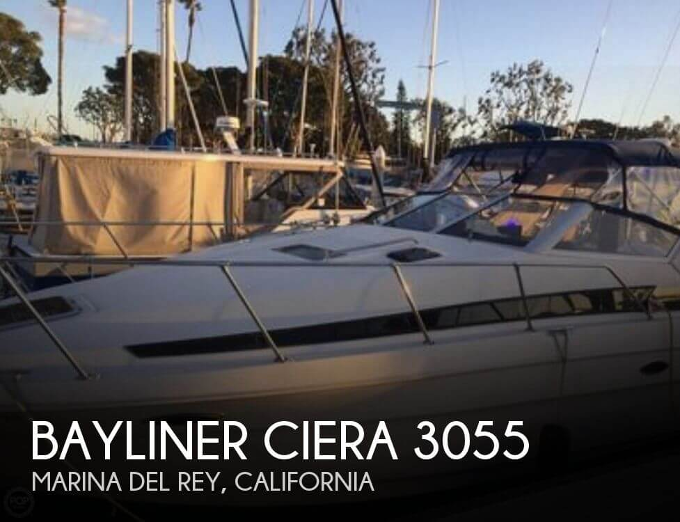 Used Bayliner Boats For Sale in Oxnard, California by owner | 1994 Bayliner 30