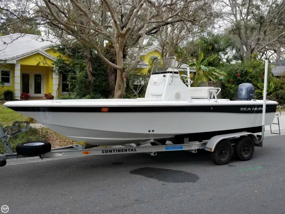 2012 Sea Hunt XP 21 - #$LI_INDEX