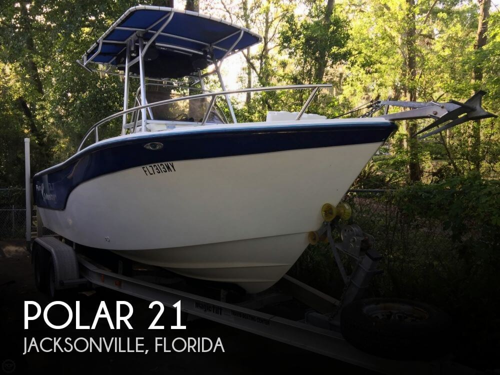 Used Polar Boats For Sale by owner | 2003 Polar 21