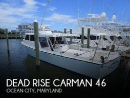 2016 Dead Rise Carman 46