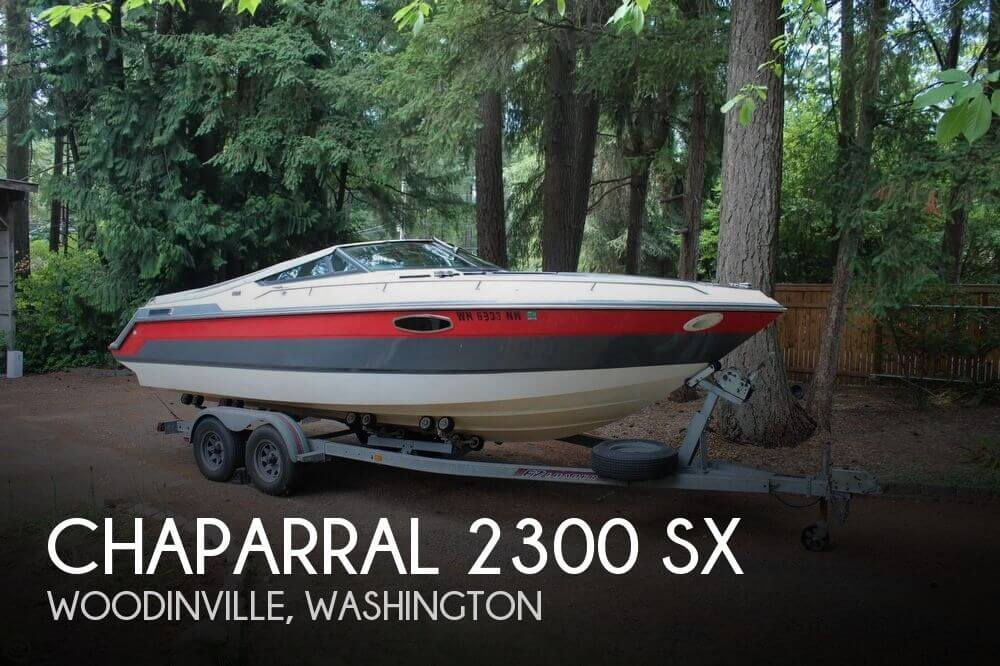 Used Chaparral 23 Boats For Sale by owner | 1989 Chaparral 23
