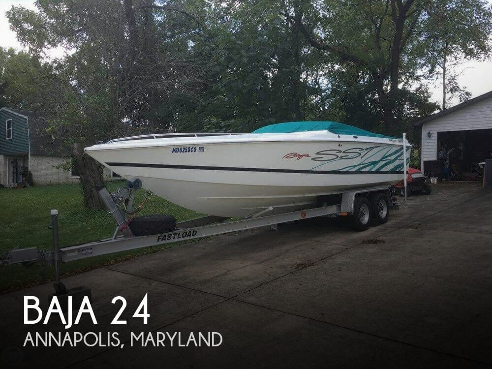 Used High Performance Boats For Sale in Maryland by owner | 1997 Baja 24