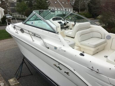 Sea Ray 270 Sundancer, 29', for sale - $25,500