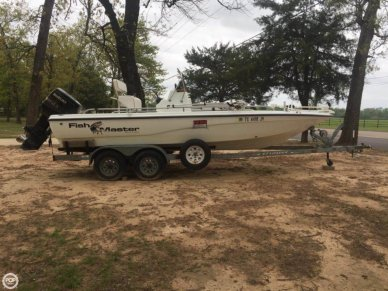 Fish Master 22, 22', for sale - $20,500