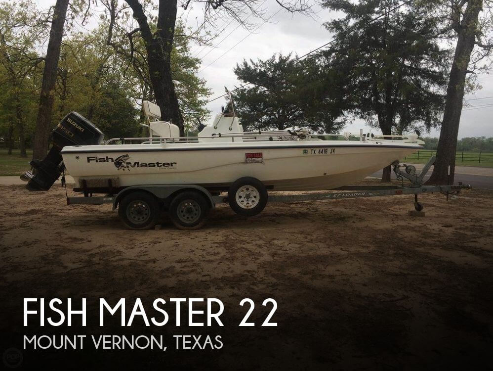 Used Fish Master Boats For Sale by owner | 2003 Fish Master 22