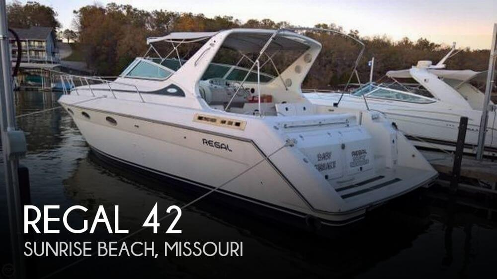 Used Regal 42 Boats For Sale by owner | 1992 Regal 42