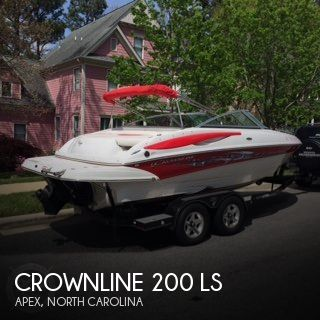 Used Crownline Boats For Sale in North Carolina by owner | 2009 Crownline 20