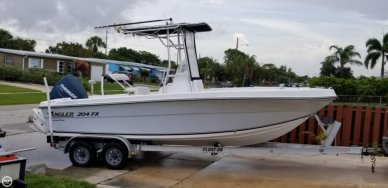 Angler 204 FX, 20', for sale - $22,499