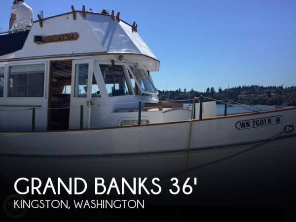 Used GRAND BANKS Boats For Sale by owner | 1964 Grand Banks 36