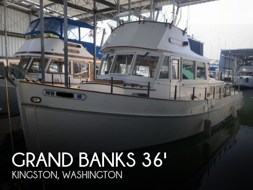 1964 GRAND BANKS 36 CLASSIC for sale