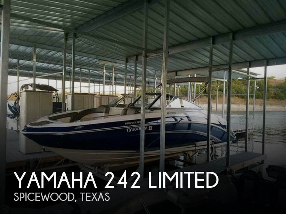 Used Yamaha Boats For Sale in Texas by owner | 2011 Yamaha 24