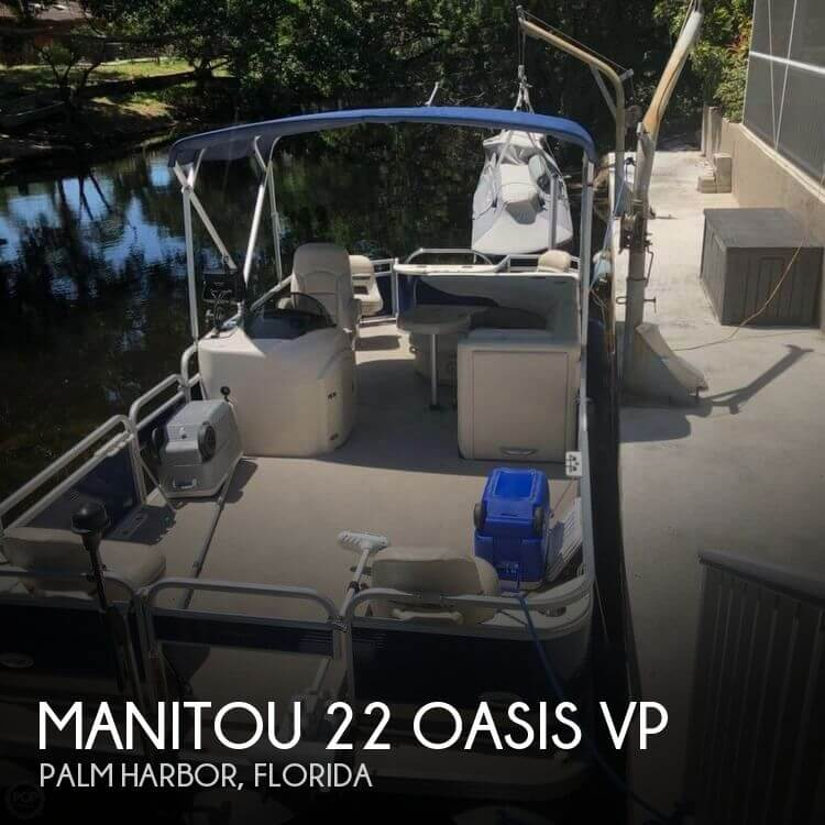 Used Manitou Boats For Sale by owner | 2013 Manitou 22