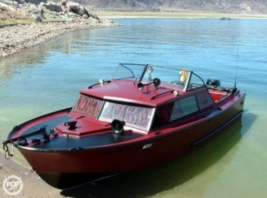 Glasspar Seafair Sedan, 17', for sale - $27,800